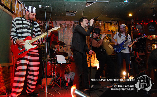 The Fantods as Nick Cave and the Bad Seeds 03