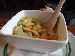 Chicken Noodle Soup from Red Bamboo