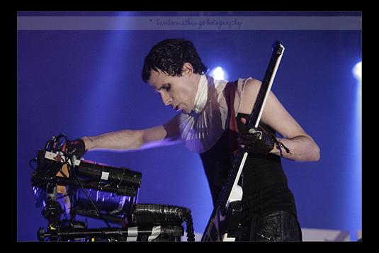 IAMX live in Namur