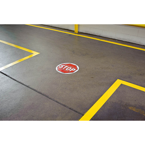 When to Use Yellow Floor Marking Tape