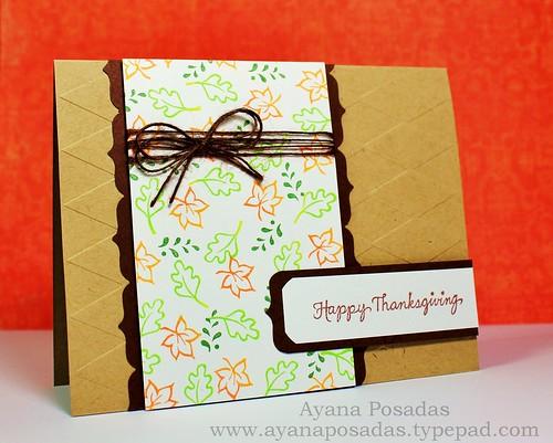 Happy Thanksgiving- DeNami (2)