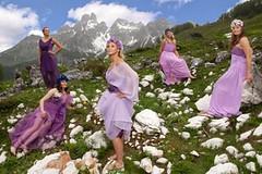 Milka ski girls budou na lyžařských svazích bojovat za ochranu horské přírody