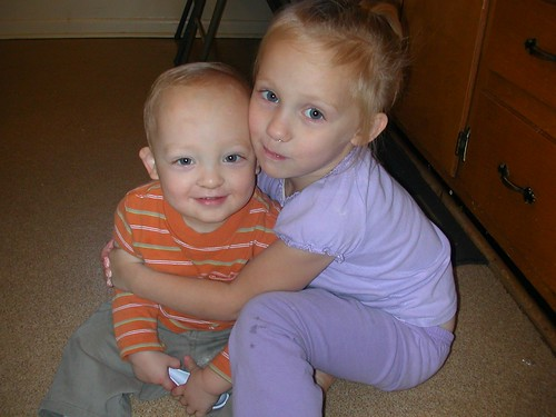 Nov 3 2010 Elden and Haley