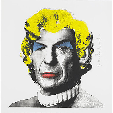 Mr. Brainwash (Theirry Guetta), Marilyn Spock, 2010