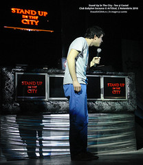 2 Noiembrie 2010 » Stand Up In The City - Teo şi Costel