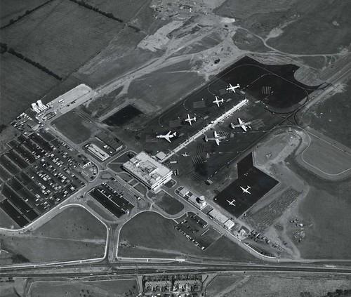 Newcastle Airport September 1972