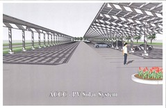 Atlantic Cape Carport Rendering