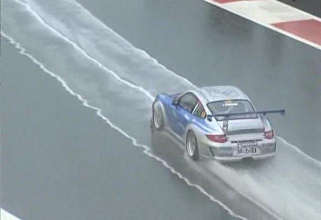 2010 Porsche Supercup AbuDhabi practice