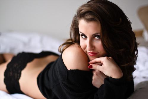 boudoir color photography