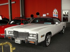 Cadillac Eldorado Convertible 8.2 V8 1976 (LorenzoSSC) Tags: cadillac eldorado convertible 82 v8 1976