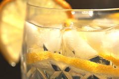 A Refreshing G & T (acwills2014) Tags: macromondays relaxing refreshing ice lemon gin tonic drink