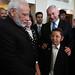 PM Netanyahu and PM Modi meet survivor of Mumbai terror attack
