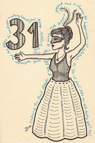 31 Baby!