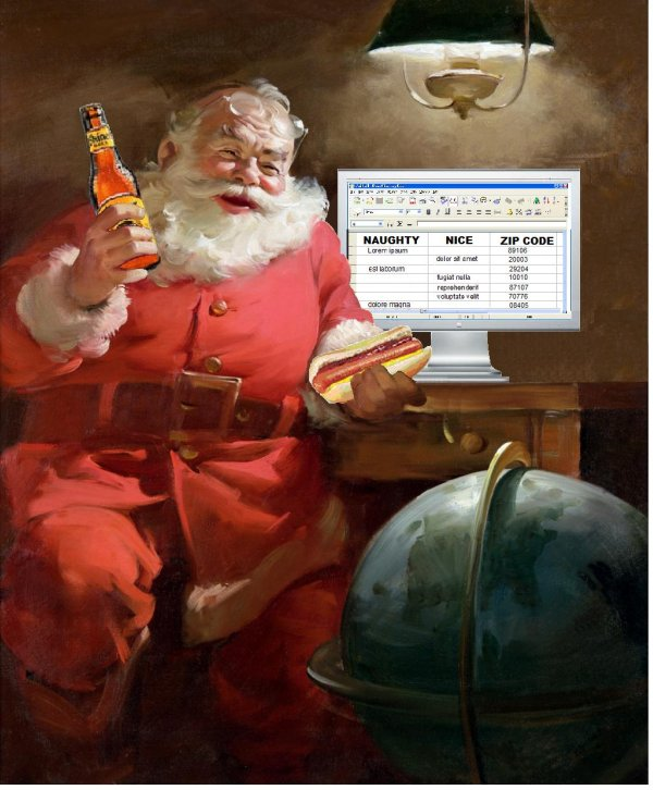From the North Pole Fulfillment Office