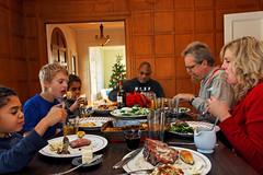The Family at Christmas, Amy and Matt's House in Oakland (CT Young) Tags: california christmas family matt oakland amy ryan daniel garrett zachary eastbay canonefs1855mmf3556is