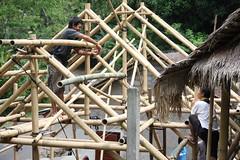 IMG_2224 (UPC (Urban Poor Consortium)) Tags: bali indonesia construction community bamboo workshop bambu upc builder klungkung sidemen tukang iseh