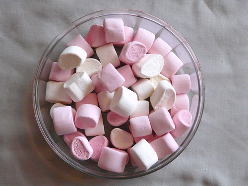 marshmallows by Judy **, on Flickr