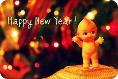 Baby New Year 2010