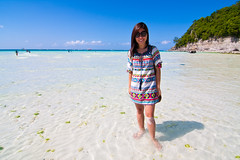 White sand and clear blue water, 2 of my most favourite things! (chylle) Tags: beach philippines boracay tokina1116mmf28