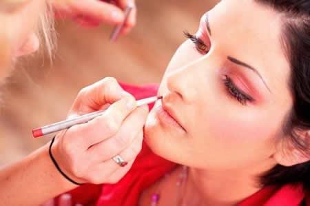 como fazer a maquiagem francesa