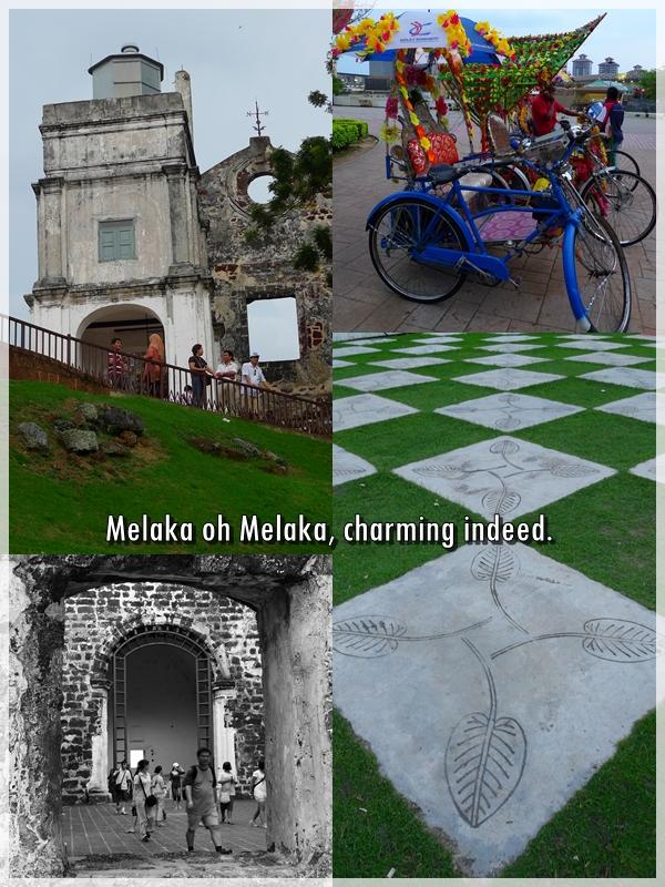 Charming Melaka