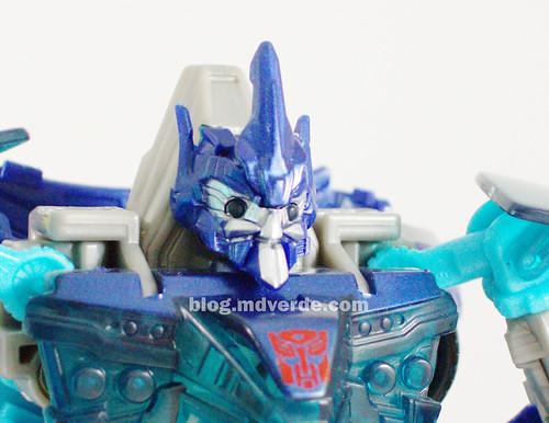 Transformers Jolt RotF Deluxe - modo robot oficial