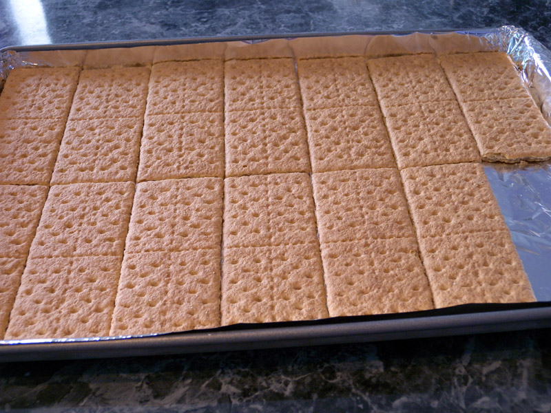 Grahams in a Pan!