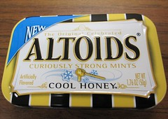 Altoids Cool Honey