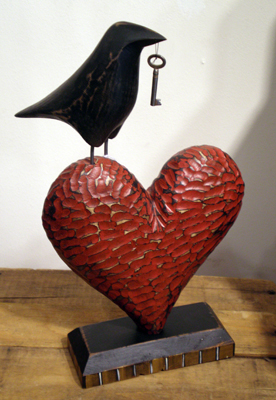 Raven & Heart