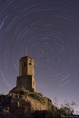 Circumpolar Torre Garciperez (Popewan) Tags: longexposure nightshot nocturna cartagena 1735 largaexposicion calblanque circumpolar losbelones popewan torregarciperez