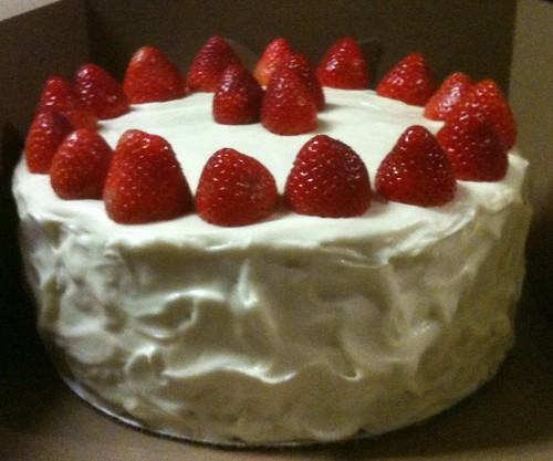 Strawberry Cream Cheese Cake2