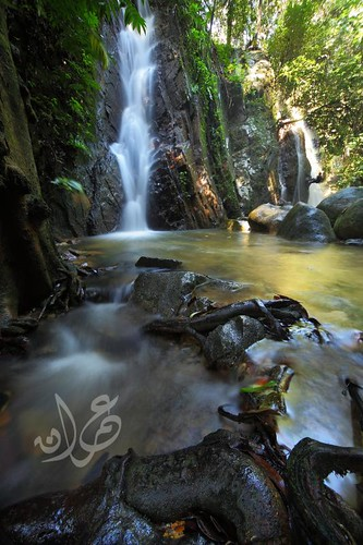 Air Terjun Sungai Pisang