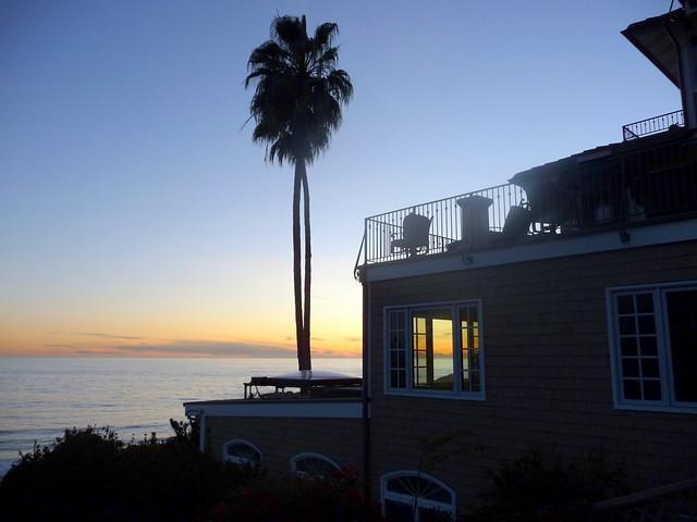 Patrick Nouhailler visiting Laguna Beach 1-3-2010 12-03-00 PM