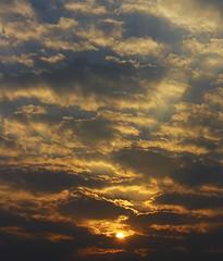 [フリー画像] [自然風景] [空の風景] [雲の風景] [朝日/朝焼け]       [フリー素材]