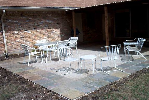 Patios landscape dallas