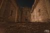 A media Noche (Stromboly) Tags: longexposure noche arquitectura long iglesia ruina convento templo muros misión querétaro largaexposición bucarelli 27seconds francisacanos misiónbucarelli