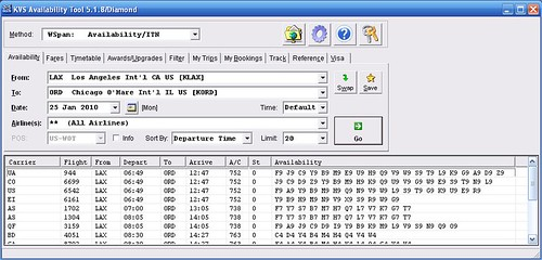 KVS Tool Screenshot