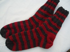 002 Wool-Aid Socks