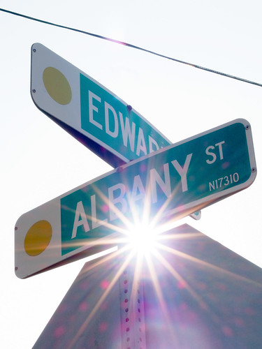 Street Sign Flare