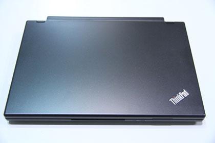 ThinkPad X100e ブラック