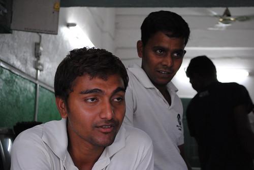 Sunil - dharavi tour guide