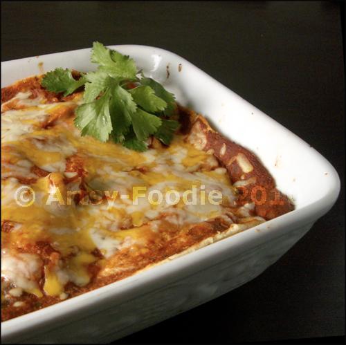 spinach bean casserole dish
