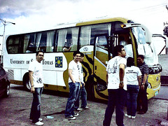 tiger bus (angeltm) Tags: poverty philippines shanty dagatdagatan