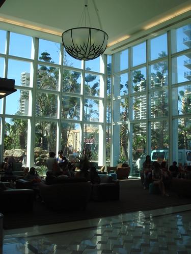 Watermark lobby