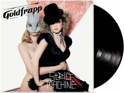 Goldfrapp, Strict Machine