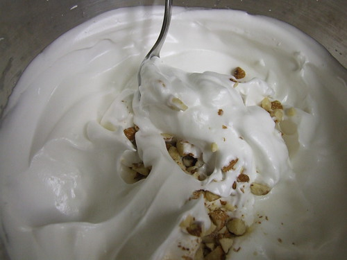 egg whites and almonds 2
