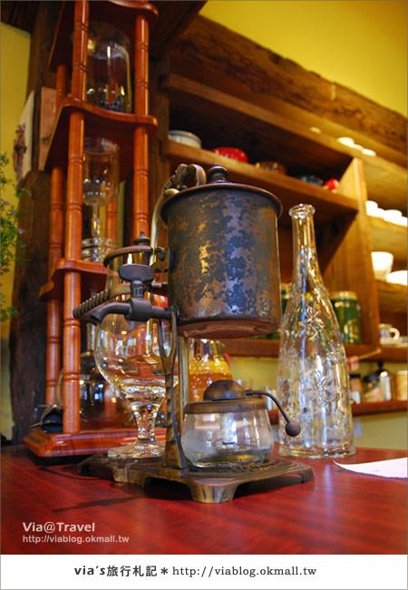 【魔法咖啡屋】Mofa Cafe~在南投國姓鄉來一杯魔法咖啡32