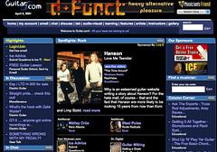 Guitar.com circa 2000