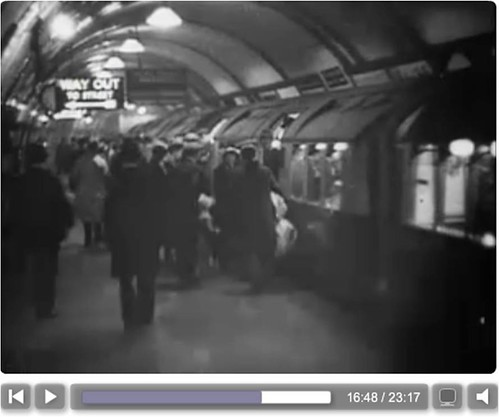 Piccadilly Line Extension Film from London Transport Museum