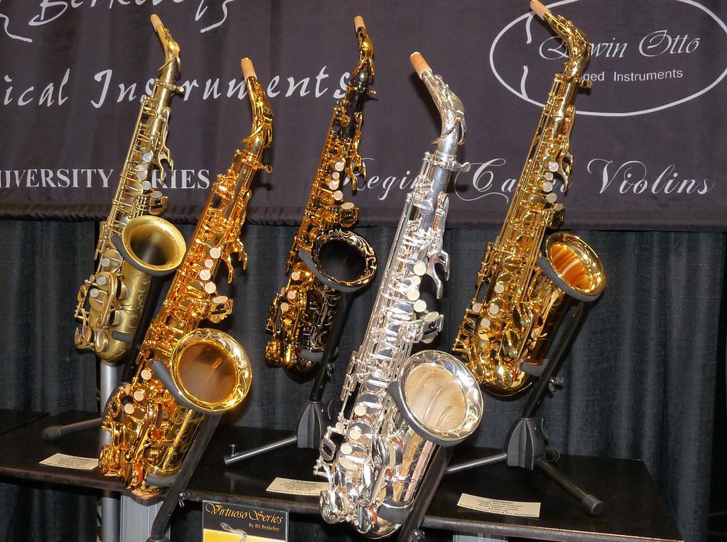 Berkely Alto Saxophones